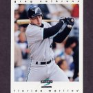 1997 Score Baseball #069 Greg Colbrunn - Florida Marlins