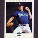1997 Score Baseball #066 Sterling Hitchcock - Seattle Mariners