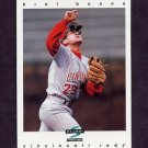 1997 Score Baseball #063 Bret Boone - Cincinnati Reds