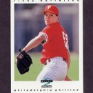 1997 Score Baseball #061 Ricky Bottalico - Philadelphia Phillies