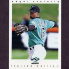 1997 Score Baseball #050 Edgar Renteria - Florida Marlins