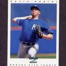 1997 Score Baseball #042 Kevin Appier - Kansas City Royals