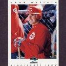 1997 Score Baseball #023 Chad Mottola - Cincinnati Reds