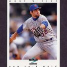 1997 Score Baseball #009 Paul Wilson - New York Mets