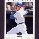 1997 Score Baseball #003 Johnny Damon - Kansas City Royals