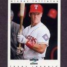 1997 Score Baseball #002 Mickey Tettleton - Texas Rangers