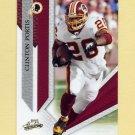 2009 Absolute Memorabilia Retail Football #099 Clinton Portis - Washington Redskins