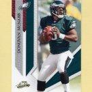 2009 Absolute Memorabilia Retail Football #076 Donovan McNabb - Philadelphia Eagles