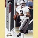 2009 Absolute Memorabilia Retail Football #072 JaMarcus Russell - Oakland Raiders