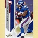 2009 Absolute Memorabilia Retail Football #066 Brandon Jacobs - New York Giants