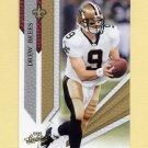 2009 Absolute Memorabilia Retail Football #062 Drew Brees - New Orleans Saints