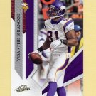 2009 Absolute Memorabilia Retail Football #057 Visanthe Shiancoe - Minnesota Vikings