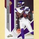 2009 Absolute Memorabilia Retail Football #056 Bernard Berrian - Minnesota Vikings