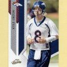 2009 Absolute Memorabilia Retail Football #031 Kyle Orton - Denver Broncos