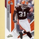 2009 Absolute Memorabilia Retail Football #025 Jamal Lewis - Cleveland Browns