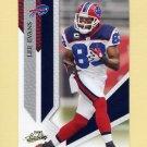 2009 Absolute Memorabilia Retail Football #010 Lee Evans - Buffalo Bills