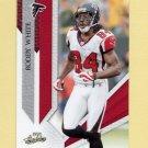 2009 Absolute Memorabilia Retail Football #006 Roddy White - Atlanta Falcons