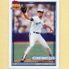 1991 Topps Baseball #687A John Cerutti - Toronto Blue Jays ERROR