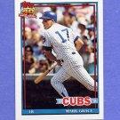 1991 Topps Baseball #520 Mark Grace - Chicago Cubs