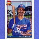 1991 Topps Baseball #224 Juan Gonzalez - Texas Rangers