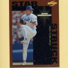 1996 Score Baseball Dugout Collection #B105 Jason Isringhausen SS - New York Mets