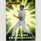 1996 Score Baseball Future Franchise #07 Johnny Damon - Kansas City Royals