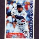 1996 Score Baseball #511 Marty Cordova CL - Minnesota Twins