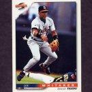 1996 Score Baseball #487 Lou Whitaker - Detroit Tigers