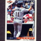 1996 Score Baseball #479 Brad Ausmus - San Diego Padres