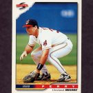 1996 Score Baseball #469 Herb Perry - Cleveland Indians