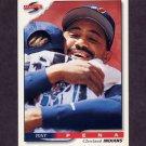 1996 Score Baseball #460 Tony Pena - Cleveland Indians