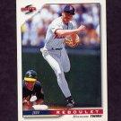 1996 Score Baseball #440 Jeff Reboulet - Minnesota Twins