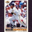 1996 Score Baseball #423 Orlando Merced - Pittsburgh Pirates