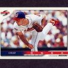 1996 Score Baseball #407 Chad Ogea - Cleveland Indians