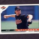 1996 Score Baseball #401 Scott Erickson - Baltimore Orioles