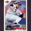 1996 Score Baseball #392 Scott Leius - Minnesota Twins