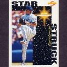 1996 Score Baseball #380 Jason Isringhausen SS - New York Mets