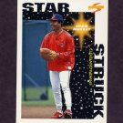 1996 Score Baseball #366 Eddie Murray SS - Cleveland Indians