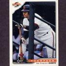 1996 Score Baseball #351 Robby Thompson - San Francisco Giants