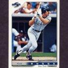1996 Score Baseball #345 Wade Boggs - New York Yankees