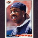 1996 Score Baseball #340 Barry Bonds - San Francisco Giants
