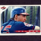 1996 Score Baseball #328 Tim Salmon - California Angels