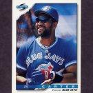 1996 Score Baseball #308 Joe Carter - Toronto Blue Jays