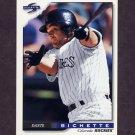 1996 Score Baseball #298 Dante Bichette - Colorado Rockies