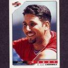 1996 Score Baseball #293 John Mabry - St. Louis Cardinals