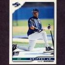 1996 Score Baseball #282 Ken Griffey Jr. - Seattle Mariners