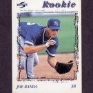 1996 Score Baseball #268 Joe Randa - Kansas City Royals