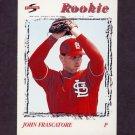 1996 Score Baseball #267 John Frascatore - St. Louis Cardinals