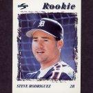 1996 Score Baseball #254 Steve Rodriguez - Detroit Tigers
