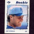 1996 Score Baseball #243 Joe Vitiello - Kansas City Royals